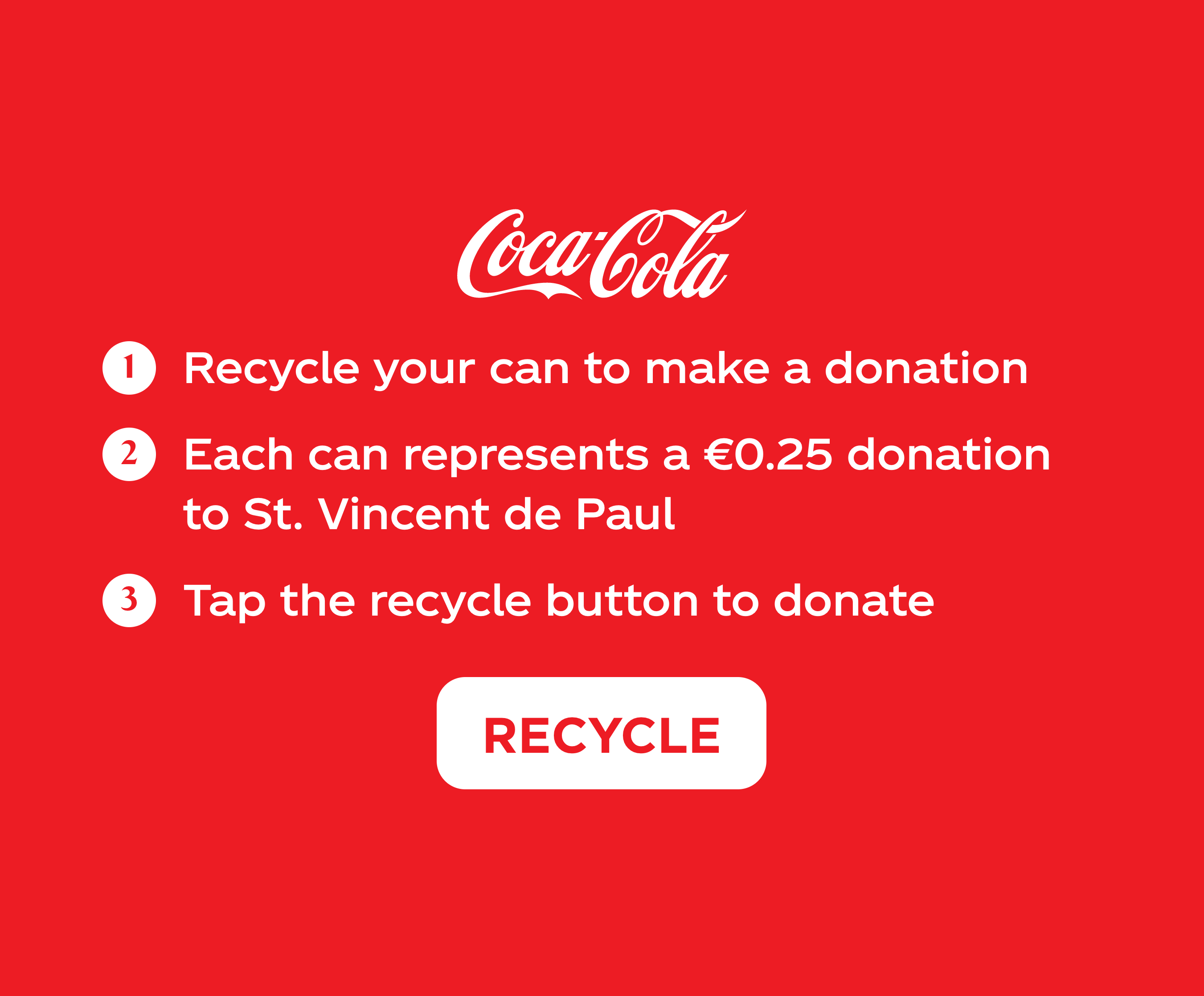 Recycling Donation Tracker Project Screenshot